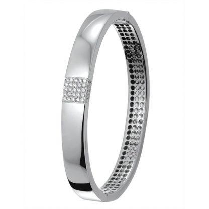 Marbeau armband van goud met diamant-0