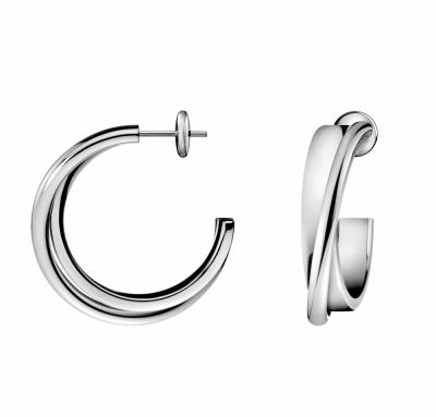 Calvin Klein Coil oorhangers KJ63AE010100
