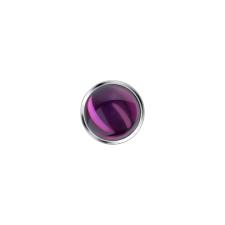 Mooddots XXX-L cabochon dots purple