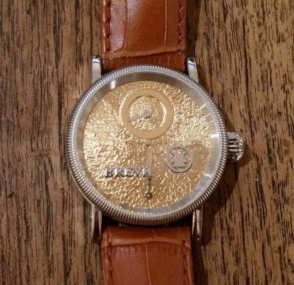 BREVR horloge Regulateur-0
