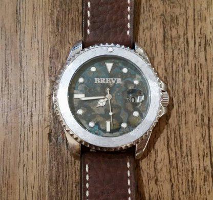 BREVR horloge Agua 2-0
