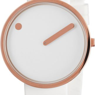 PICTO horloge wit-rose-0