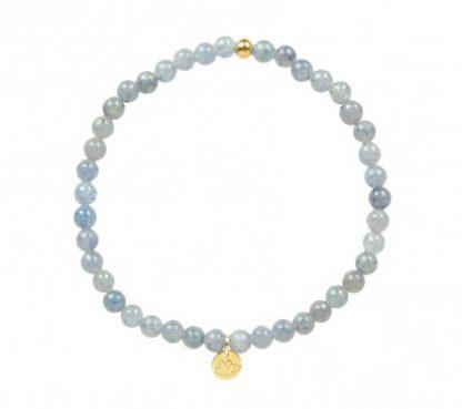 MAS Jewelz armband blauwe kwarts-0