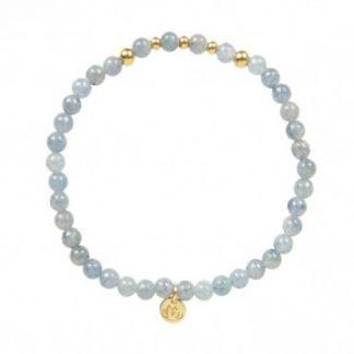 MAS Jewelz armband blauwe kwarts II-0