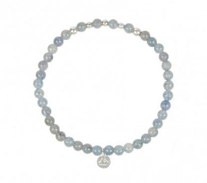 MAS Jewelz armband - blauwe kwarts II-0