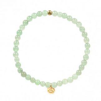 MAS Jewelz armband Groene Aventurijn-0
