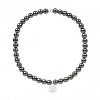 MAS Jewelz armband-Hematiet-0