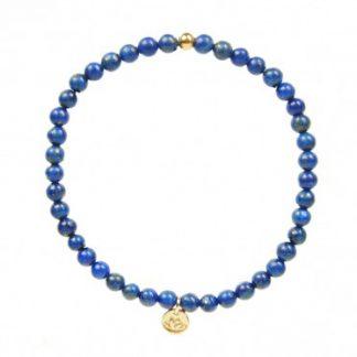MAS Jewelz armband Lapis Lazuli-0