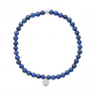 MAS Jewelz armband-Lapis Lazuli-0