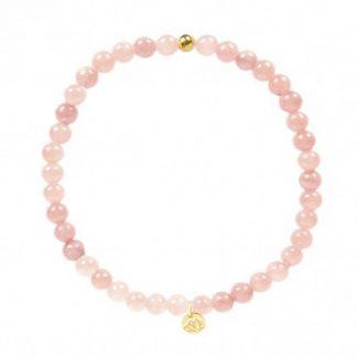 MAS Jewelz armband Roze Opaal-0