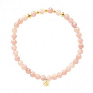 MAS Jewelz armband-Roze Opaal II-0
