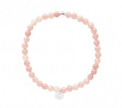 MAS Jewelz armband-Roze Opaal-0