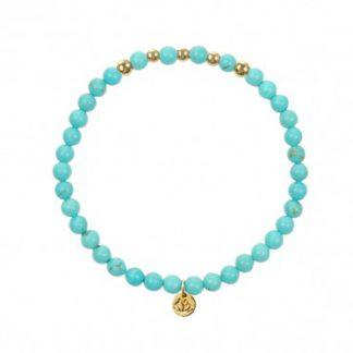 MAS Jewelz armband Turkoois II-0
