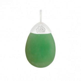 Mas Jewelz hanger-Groene aventurijn-0