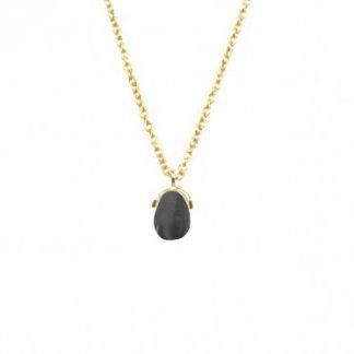 Mas Jewelz collier - Onyx-0