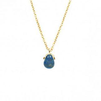 Mas Jewelz collier-Lapis Lazuli-0