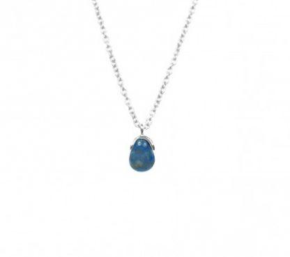 Mas Jewelz collier- Lapis Lazuli-0