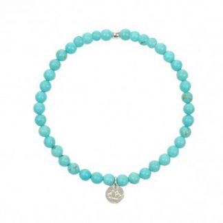 MAS Jewelz armband-Turkoois-0