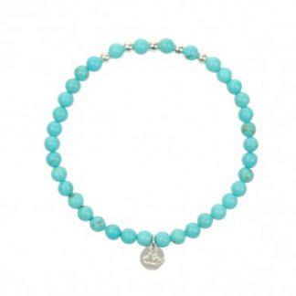 MAS Jewelz armband-Turkoois II-0