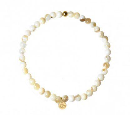 MAS Jewelz armband Mother of Pearl-0