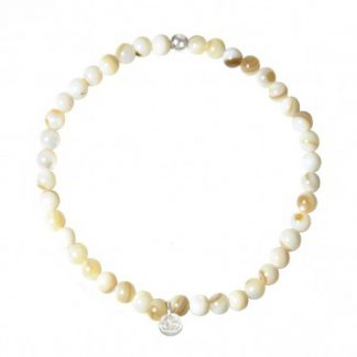 MAS Jewelz armband- Mother of Pearl-0