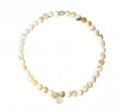 MAS Jewelz armband- Mother of Pearl-0