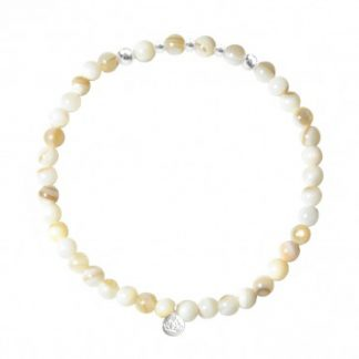 MAS Jewelz armband-Mother of Pearl II-0