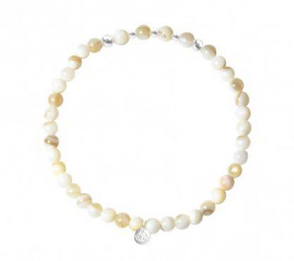 MAS Jewelz armband-Mother of Pearl II-0