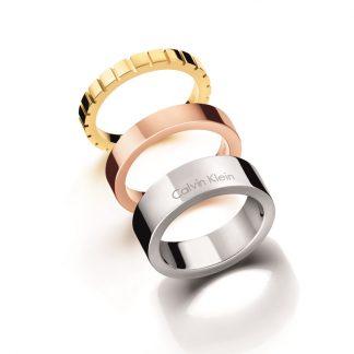 Calvin Klein ring KJ5M-0