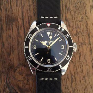 Vintage diver leather-0