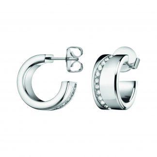 Calvin Klein oorbellen hook-0