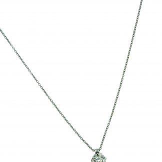 hanger witgoud met diamant-0