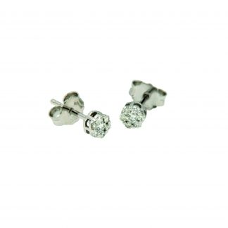 oorbellen witgoud met diamant-0