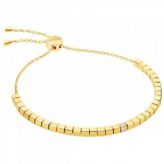 Calvin Klein armband Tube goud-0