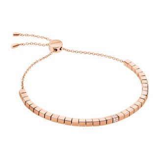 Calvin Klein armband Tube rose-0